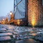 Kerst Bij Boenders - Wapen van Beckum - hek - kerst 2019